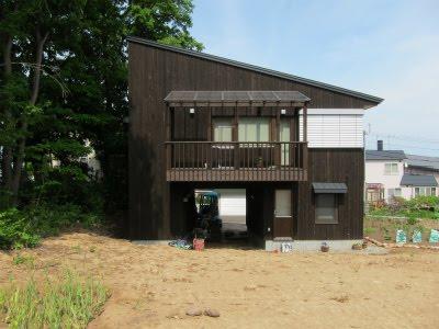 宮ノ丘の家 2011 札幌