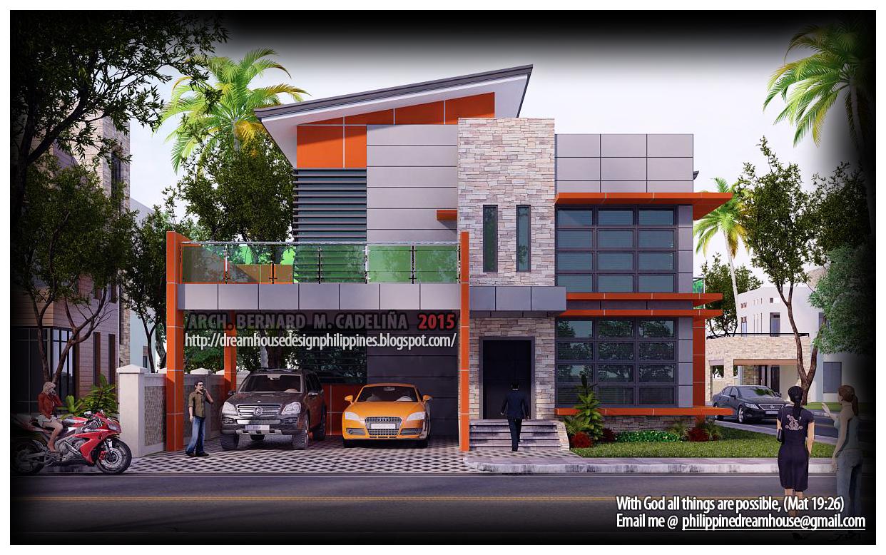 Philippine dream house design - Home designs d ...