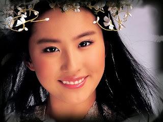 Crystal Liu Yi Fei (劉亦菲) Wallpaper HD 34
