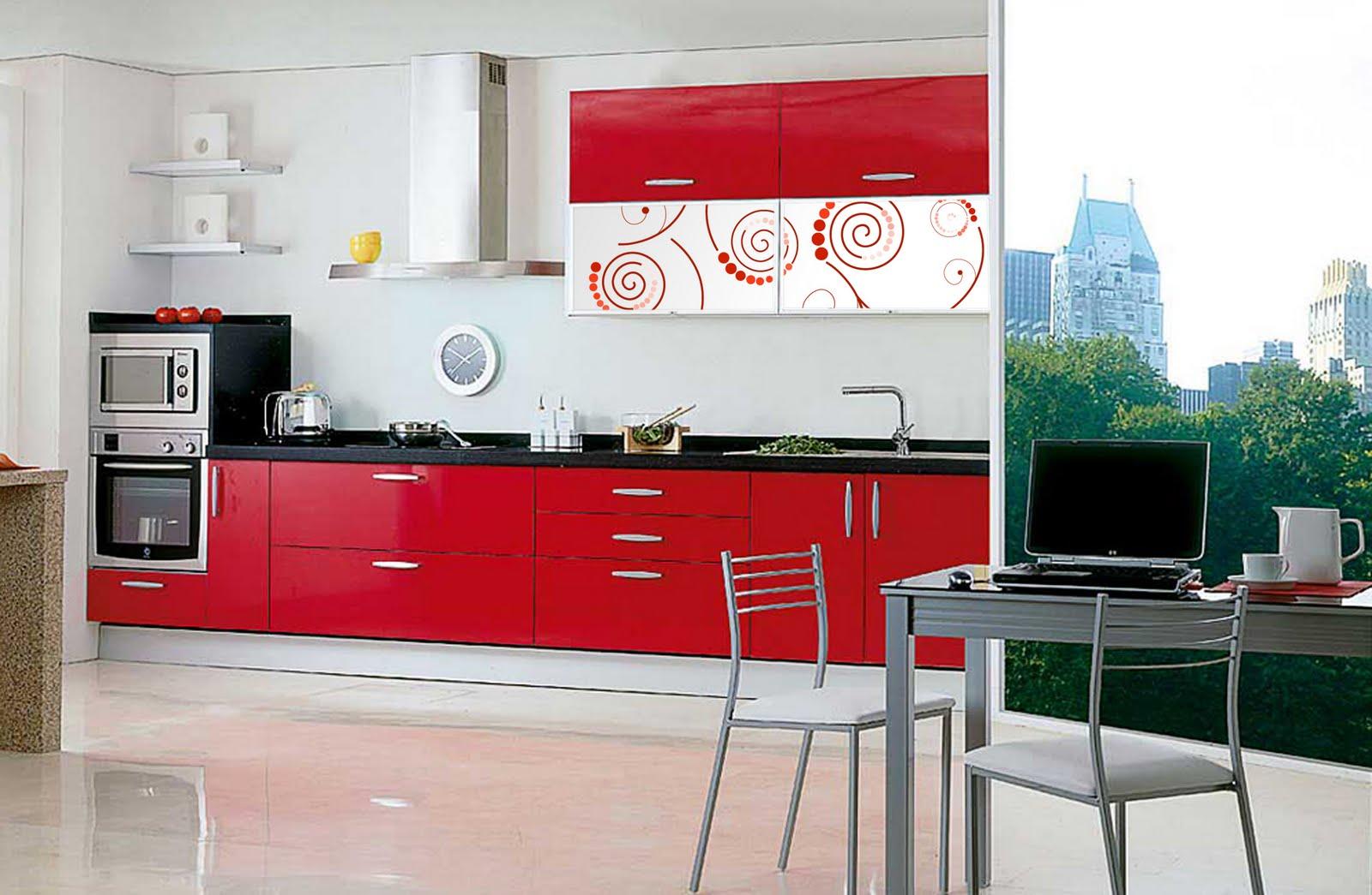 Ixtus amoblamientos muebles de cocina melamina - Muebles de cocinas modernas ...