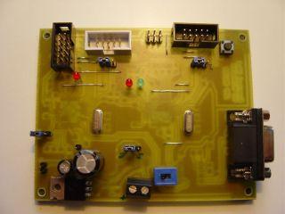 gravador e depurador para AVR