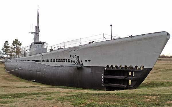 al burlingame midget submarine