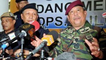Pencerobohan di Lahad Datu Sabah tumpas