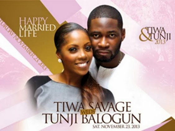 tiwa savage wedding pictures videos