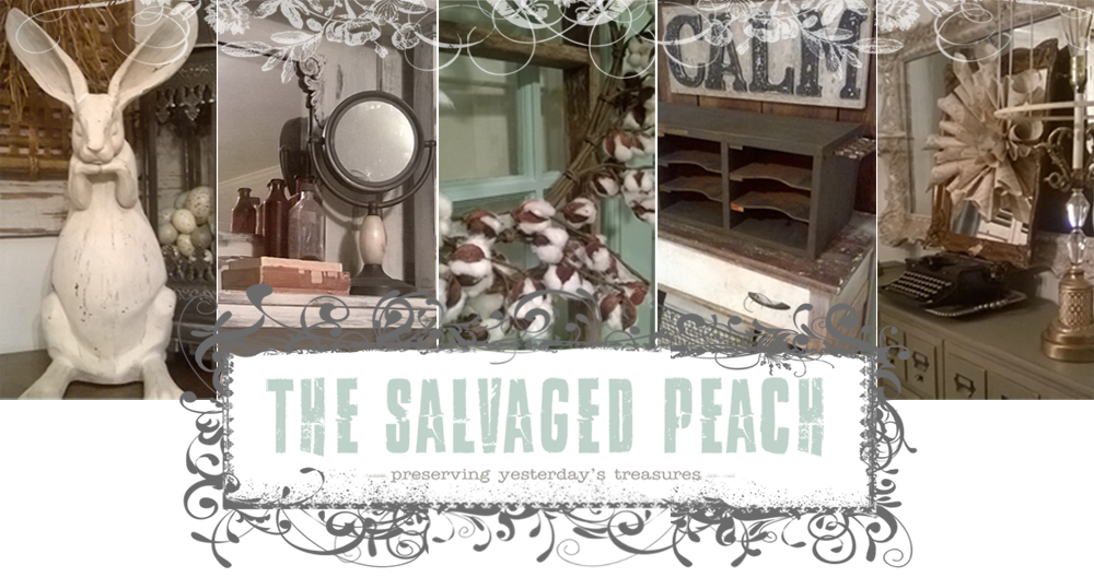 THE SALVAGED PEACH