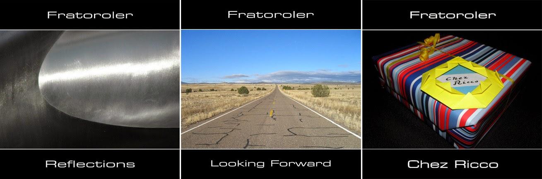 Fratoroler, les trois premiers albums chez Syngate / source : www.syngate.biz