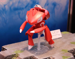 PokePla Red Genesect Bandai from 1999 1