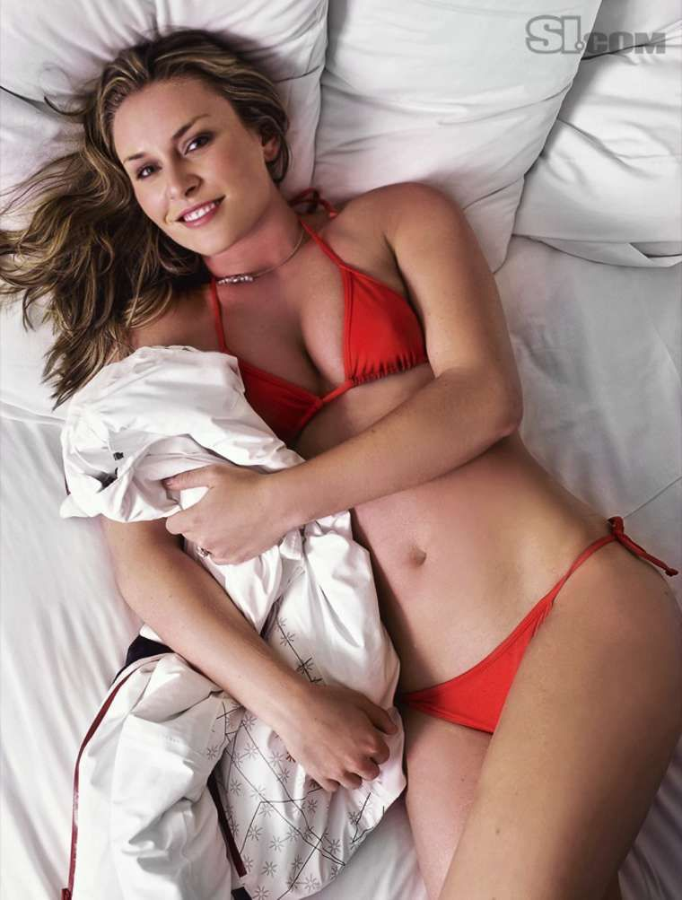 Lindsey Vonn - Lindsey Vonn Sports Illustrated Swimsuit Photos
