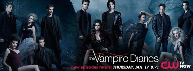 The Vampier Diaries Cast