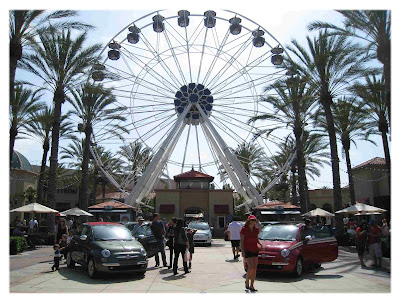 Diablo 3 Launch at the Irvine Spectrum Big Wheel