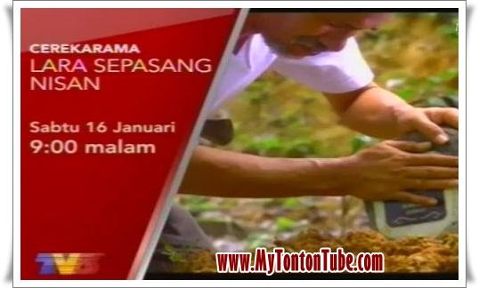 Telefilem Lara Sepasang Nisan (2016) TV3 - Full Telemovie