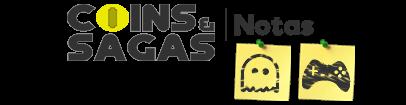 Notas | Coins & Sagas