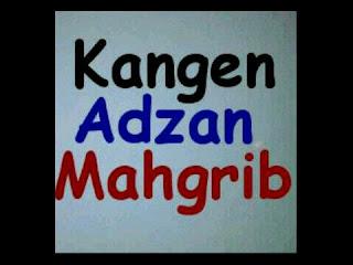 DP BBM tentang puasa kangen adzan maghrib