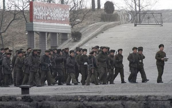 Dua Cara Eksekusi Paling Kejam Di Penjara Korea Utara