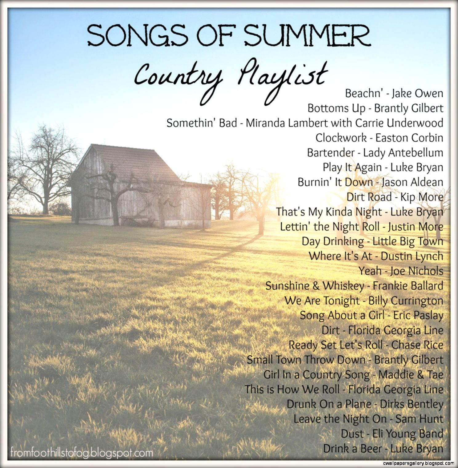 Country Summer Songs Quotes Zero country radio stations