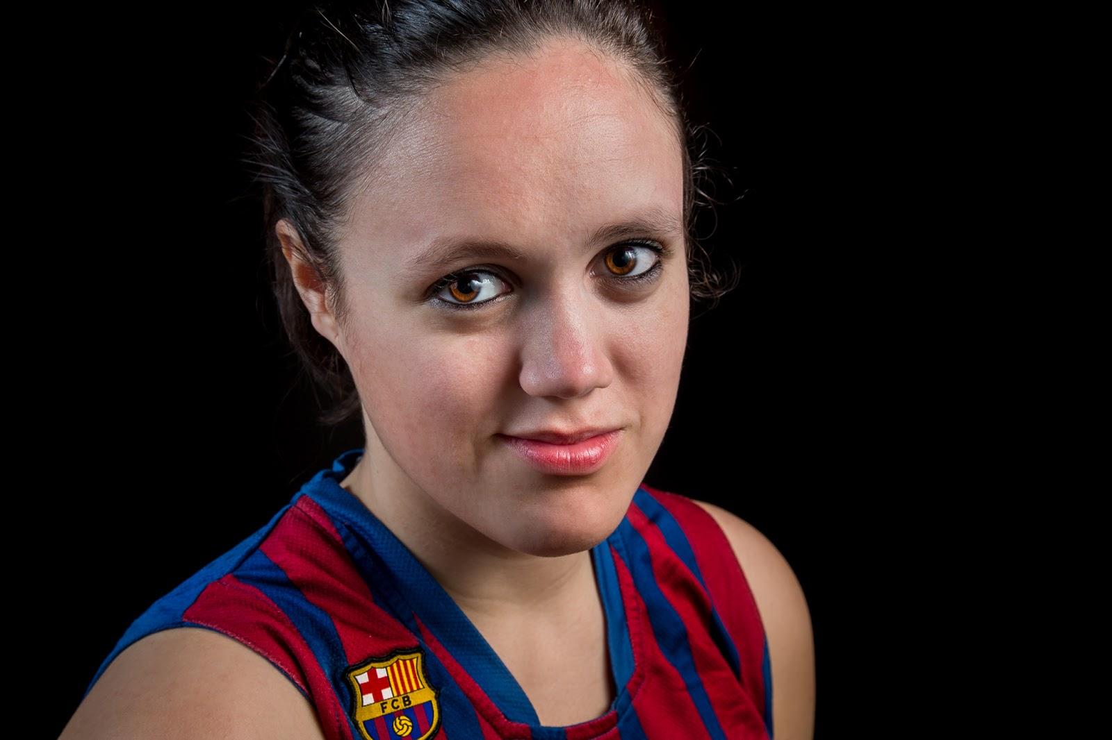 PROCESADO ESCOGIDO :: Ari 19 - CBS Barça Senior Femenino A - 2013 :: Canon EOS 5D MkIII | ISO100 | Canon 24-105 @50mm | f/11 | 1/60s