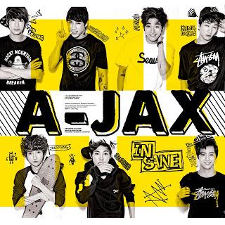 A-JAX (에이젝스) - Insane [2nd Mini Album]