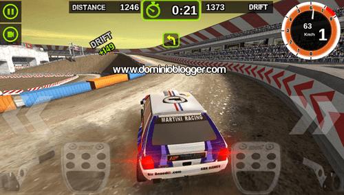 Marca tu mejor tiempo en el juego Rally Racer Dirt