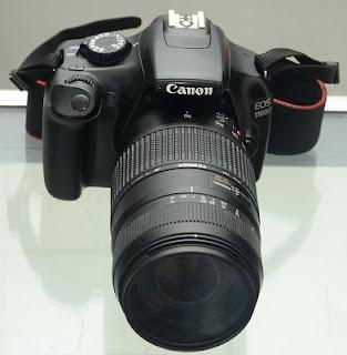 harga Jual Canon EOS 1100D DSLR Bekas