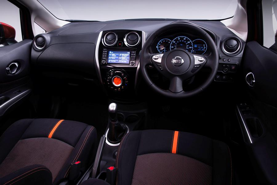 Nissan Note 4X4 hd image