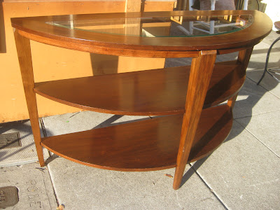 Uhuru furniture collectibles sold teak sofa table and - Table console extensible solde ...