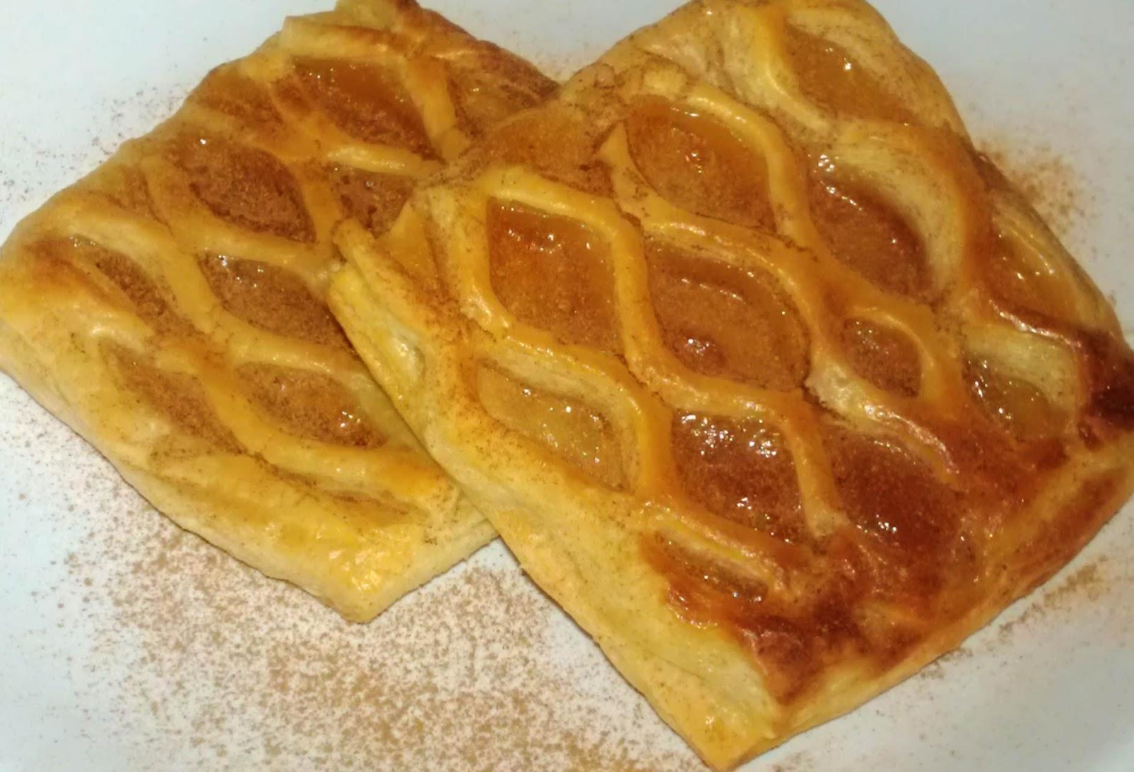 В аэрогриле слоеное тесто рецепты пошагово в