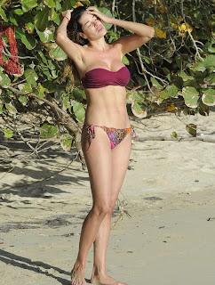 Aida Yespica Bikini, Aida Yespica Italian Reality Show