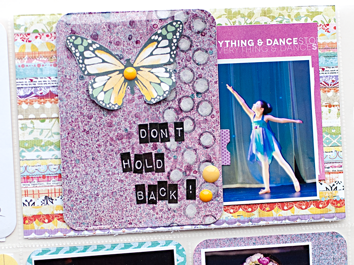 Heather Greenwood Designs | Artsy Blog Hop: Part One | #interview #mixedmedia #pocketscrapping