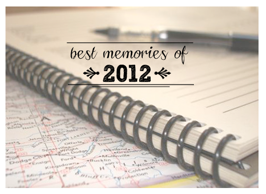 best travel memories of 2013
