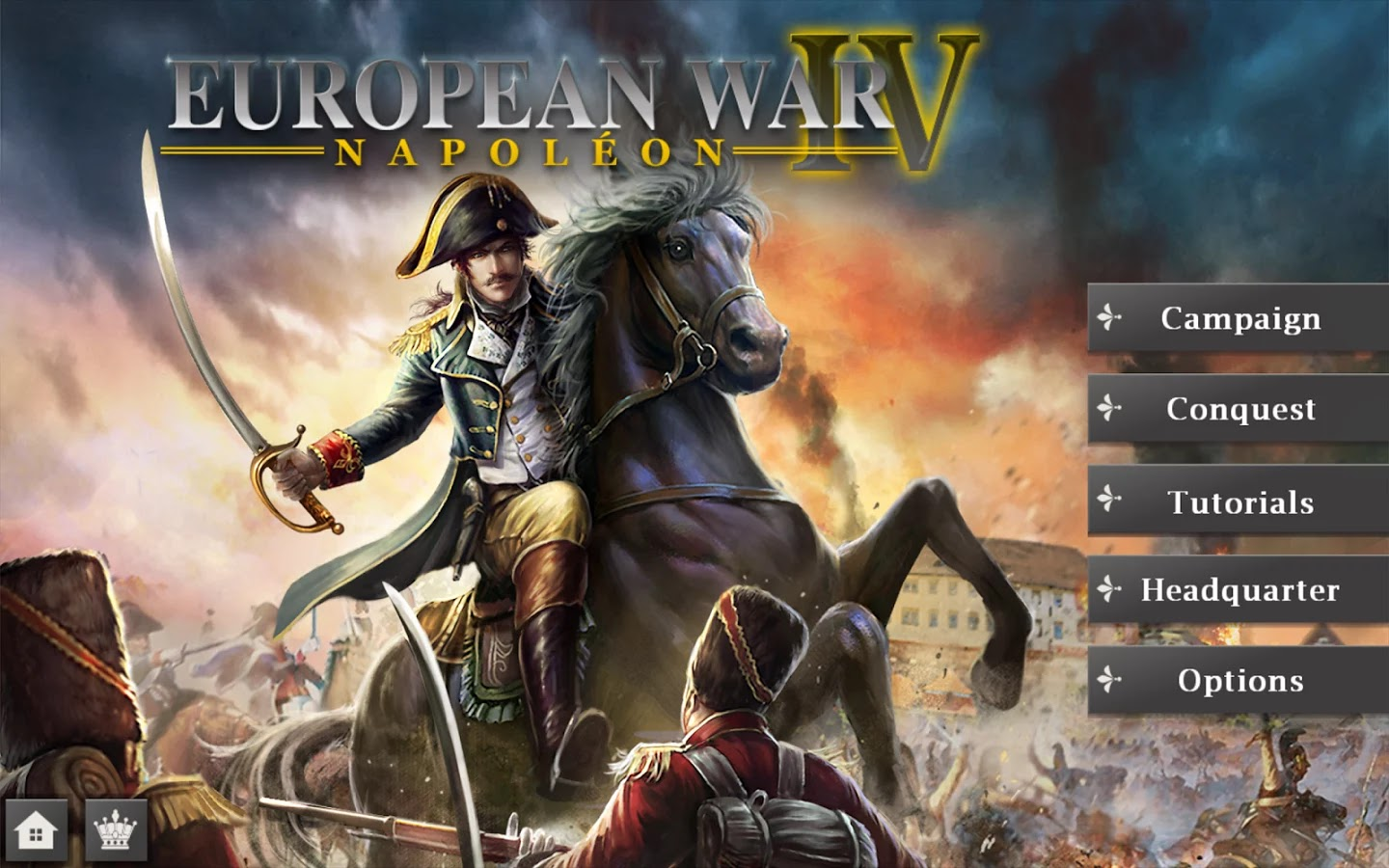 European War 4: Napoleon v1.0.0 Mod [Unlimited Money] apk apps android