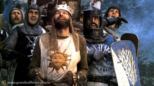 Monty Python em Busca do Cálice Sagrado, de Terry Gilliam & Terry Jones