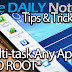 Samsung Galaxy Note 3 Tips & Tricks Episode 47: Any App for Multi Window Unrooted/No Root Method