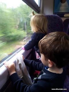 train to Bradford