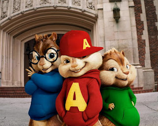 Alvin and the Chipmunks 4 movie 2013