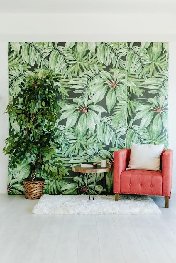 Bold and beautiful wall murals by anewall my for Beautiful wall mural