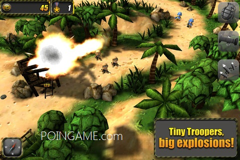 Download Tiny Troopers full