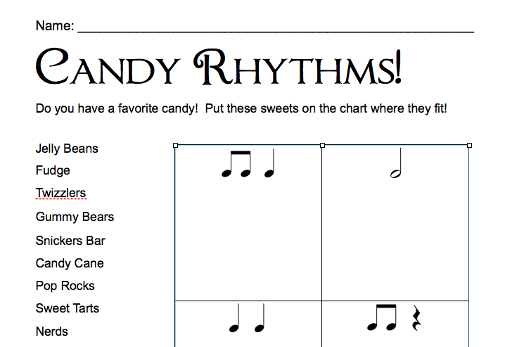 Printables Music Rhythm Worksheets musings with mrs lukow fun and yummy teachers pay rhythm worksheets