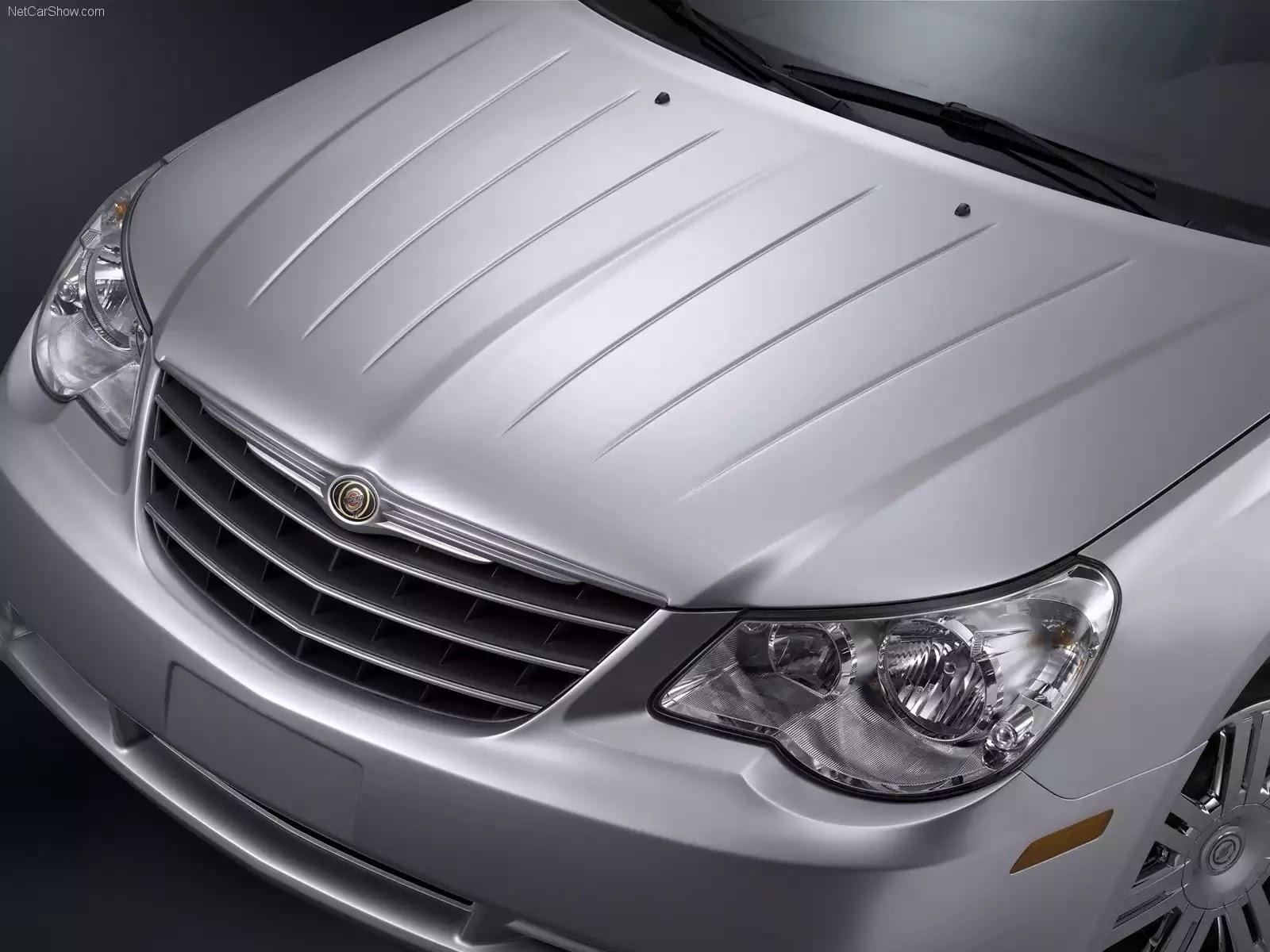 Hình ảnh xe ô tô Chrysler Sebring 2007 & nội ngoại thất