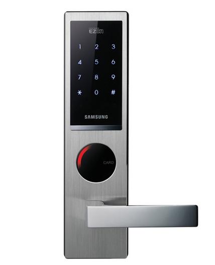Khóa điện tử thẻ từ SAMSUNG SHS-6020XMS
