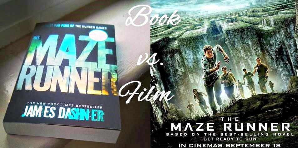 The Maze Runner book vs film