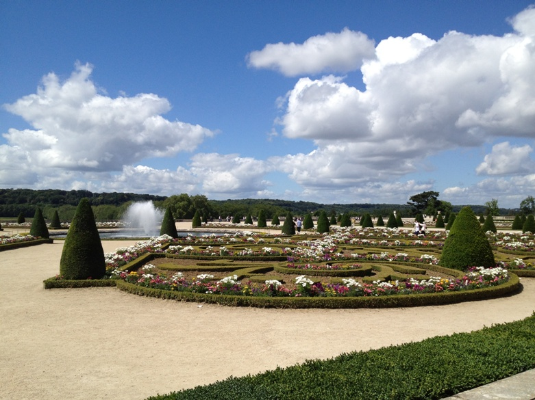Los jardines de versailles francia lugares sorprendentes for Los jardines de lola