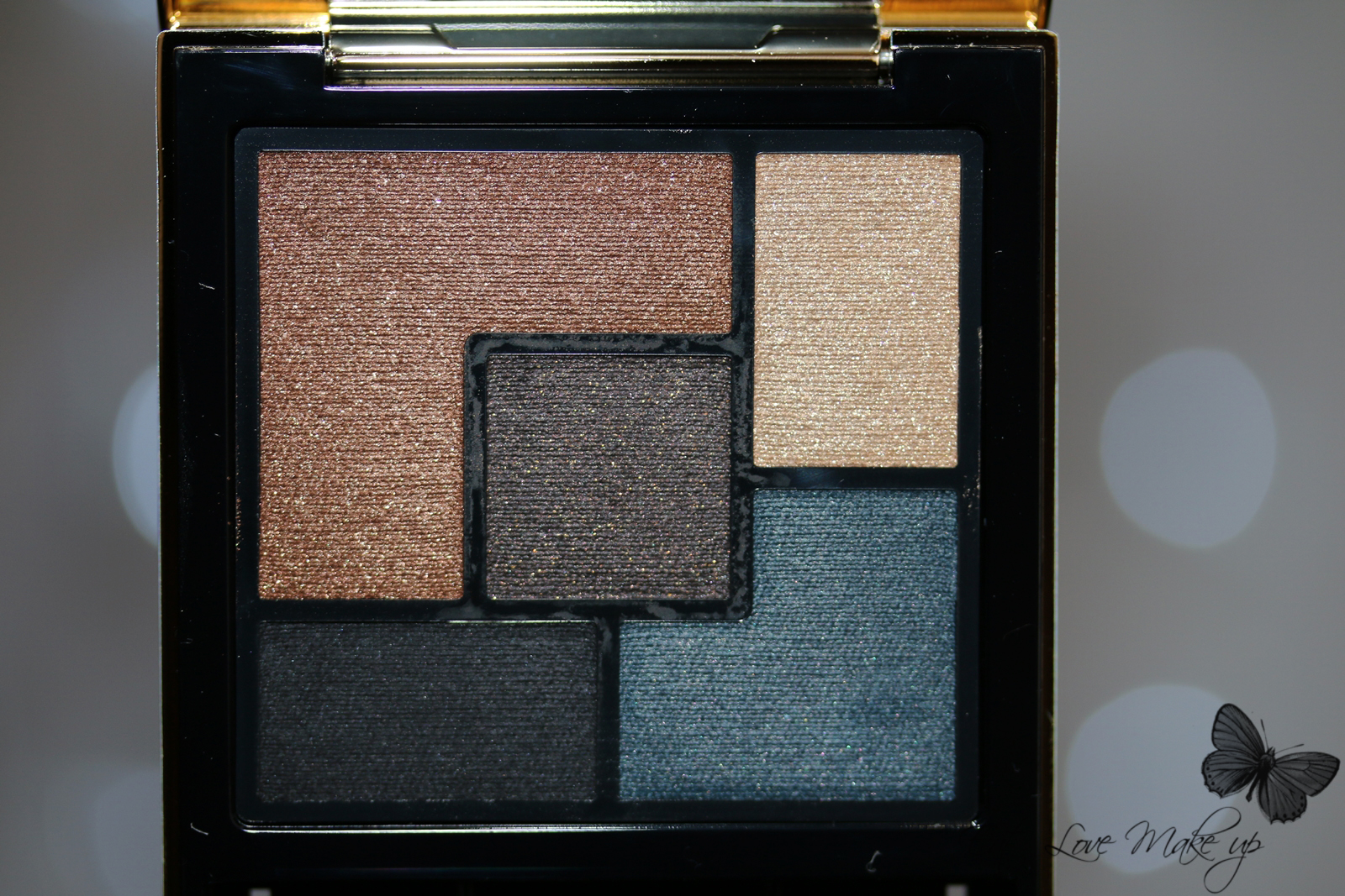 Yves Saint Laurent Fetish Eyeshadow Palette