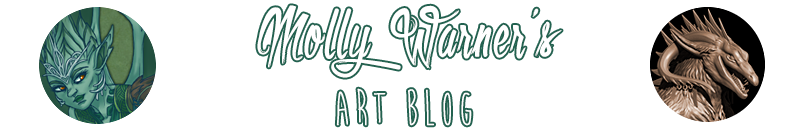 Molly Warner's Art Blog