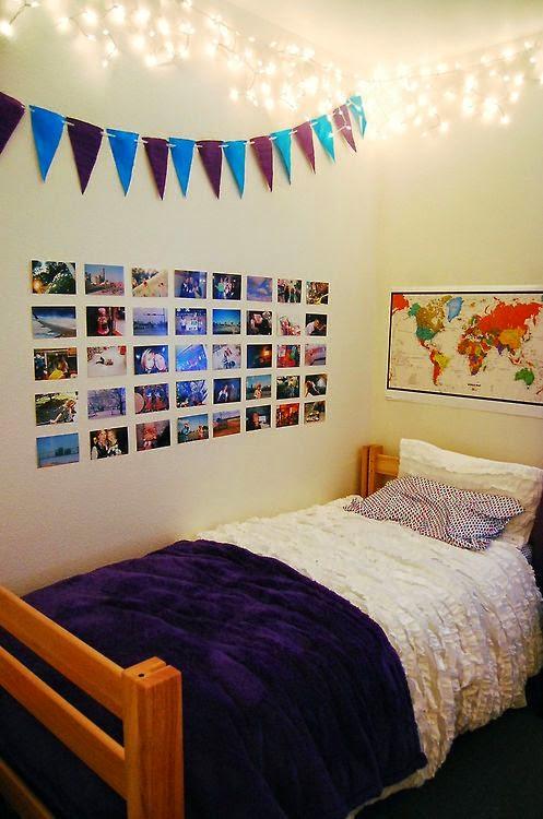 Uni Bedroom Inspiration