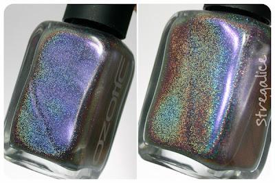 Ozotic 534 holographic multichrome detail