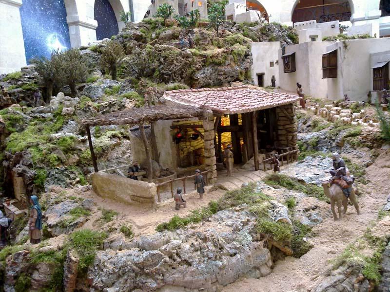 Escenograf as para el bel n febrero 2012 - Portal de belen pinypon ...