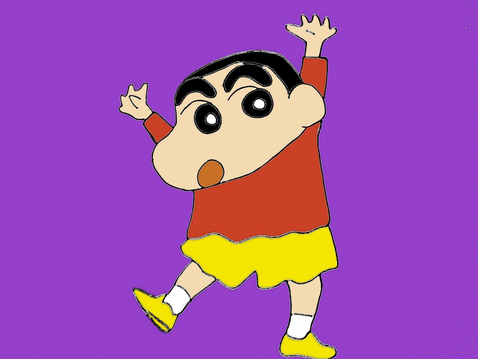 Shin Chan dan Chibimaruko Chan adalah adik beradik.