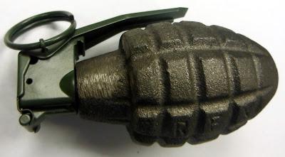 Inert Grenade (DFW)