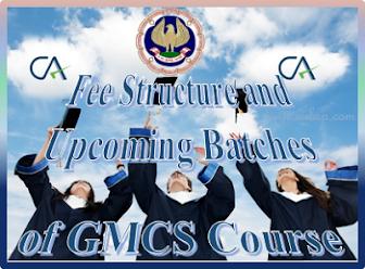 GMCS Courses