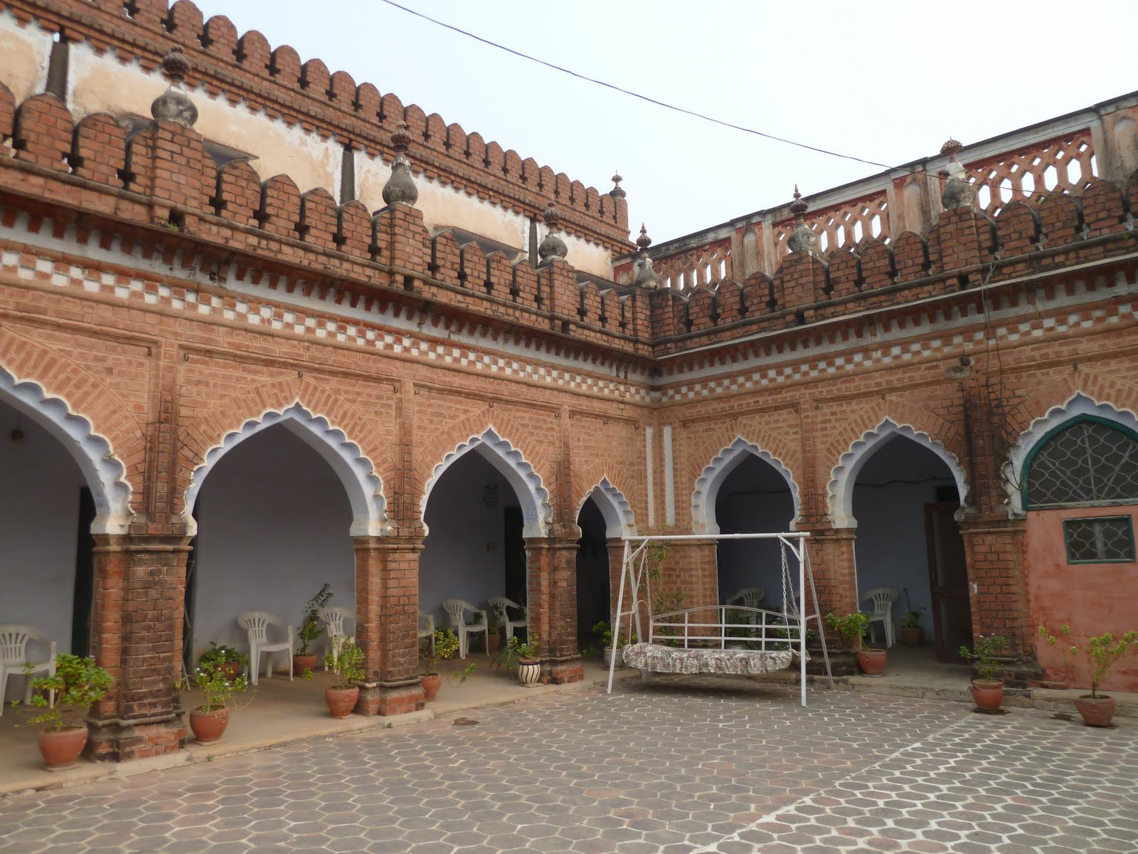 Aligarh India  city photo : Aligarh Sprawling Buildings | India The Land Of Hearts